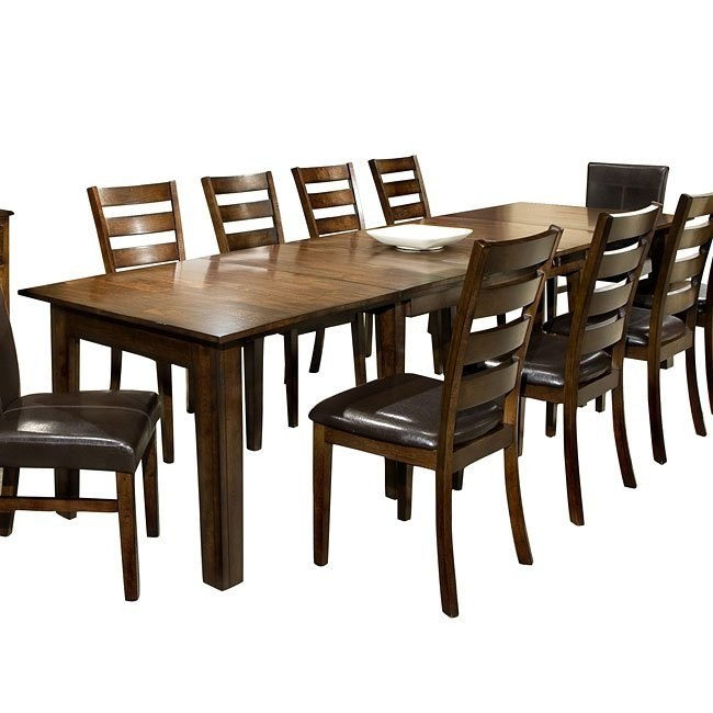 Kona Expandable Dining Table Intercon