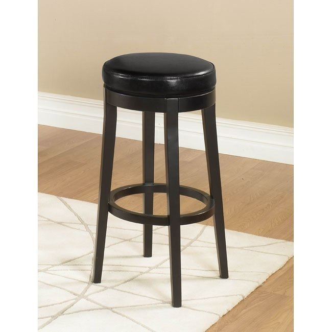 Stupendous Mbs 450 30 Inch Backless Swivel Barstool Black Pabps2019 Chair Design Images Pabps2019Com