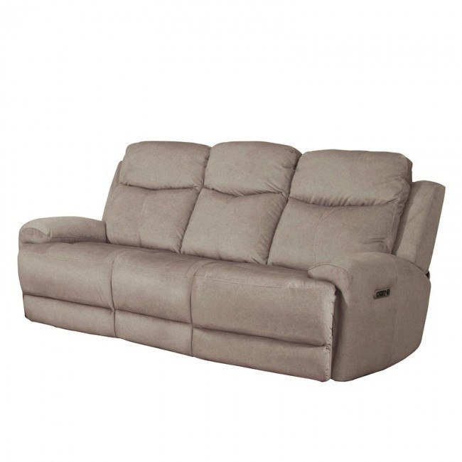 Enjoyable Bowie Power Reclining Sofa W Power Headrests Caraccident5 Cool Chair Designs And Ideas Caraccident5Info