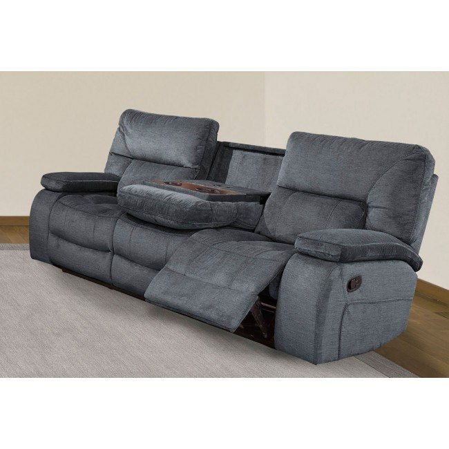 Pleasing Chapman Dual Reclining Sofa W Drop Down Console Polo Andrewgaddart Wooden Chair Designs For Living Room Andrewgaddartcom
