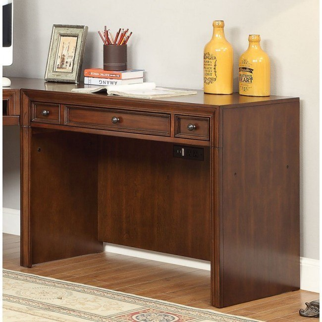 Napa 42 Inch In Wall Desk Parker House