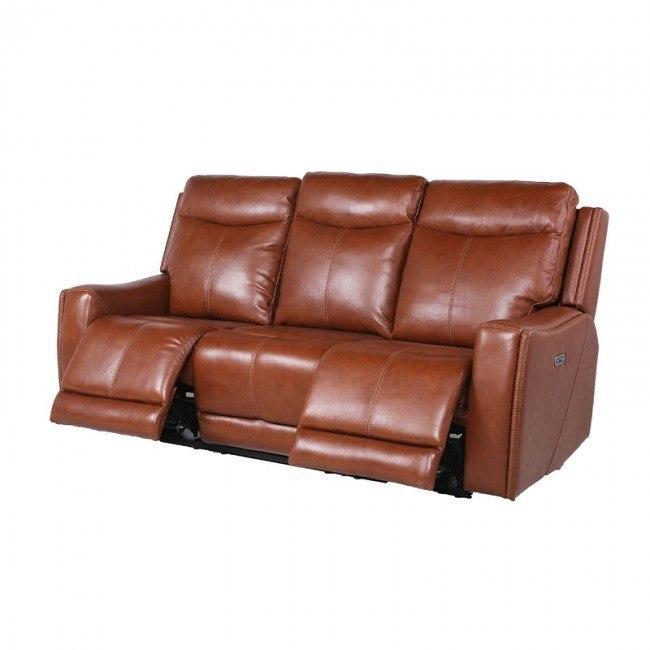 Natalia Power Reclining Sofa (Coach) Steve Silver Furniture