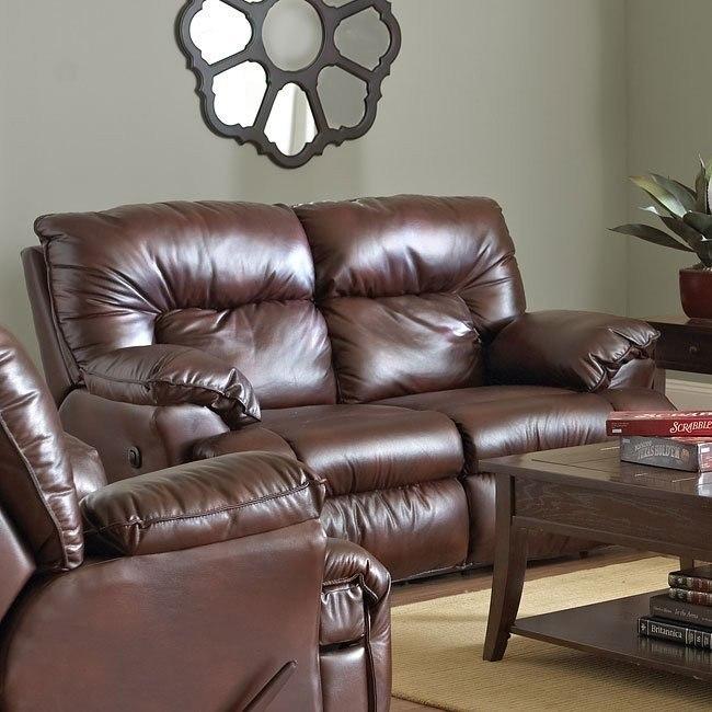 Astonishing Laramie Power Reclining Loveseat Dailytribune Chair Design For Home Dailytribuneorg
