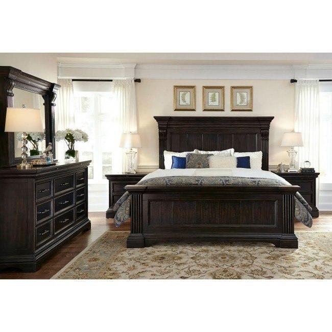 Caldwell Panel Bedroom Set Pulaski Furniture 2 Reviews