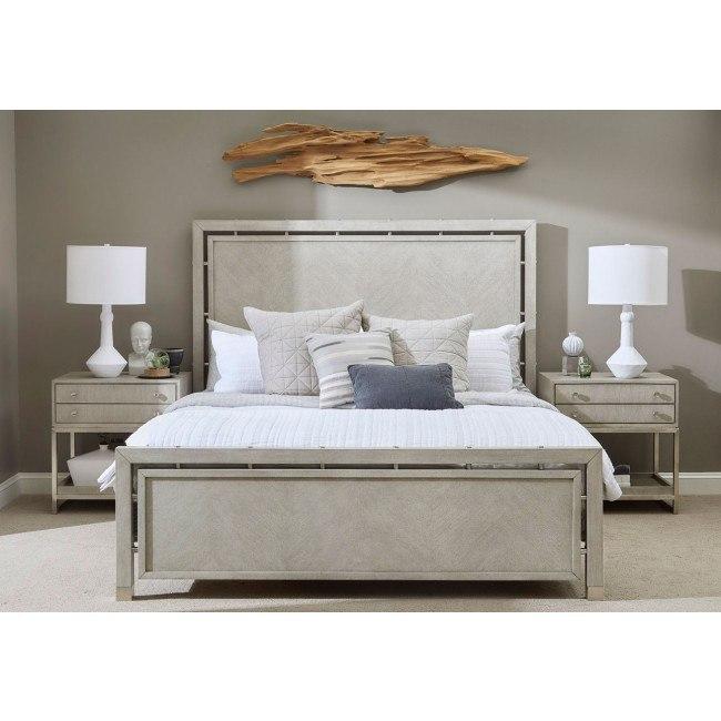 Sutton Place Panel Bedroom Set Pulaski Furniture Furniture Cart