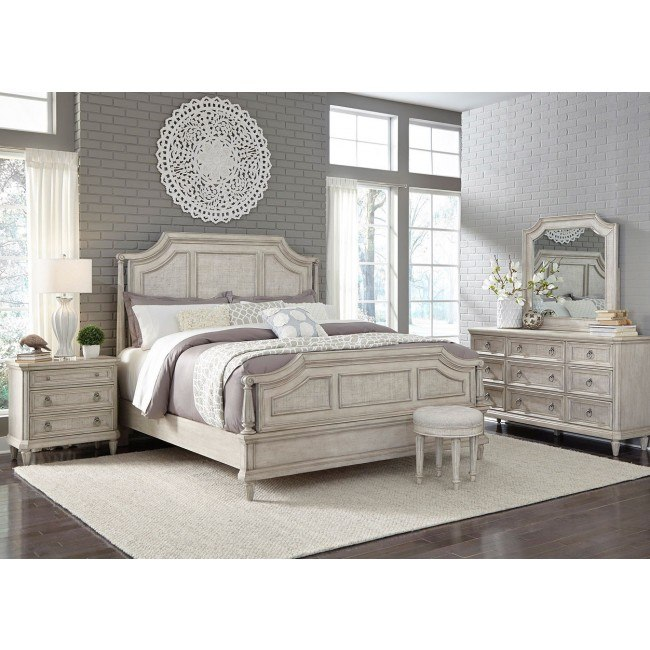 Campbell Street Panel Bedroom Set