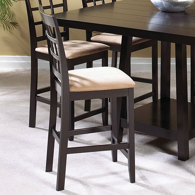 Shayne Counter Height Chair (Set of 2)