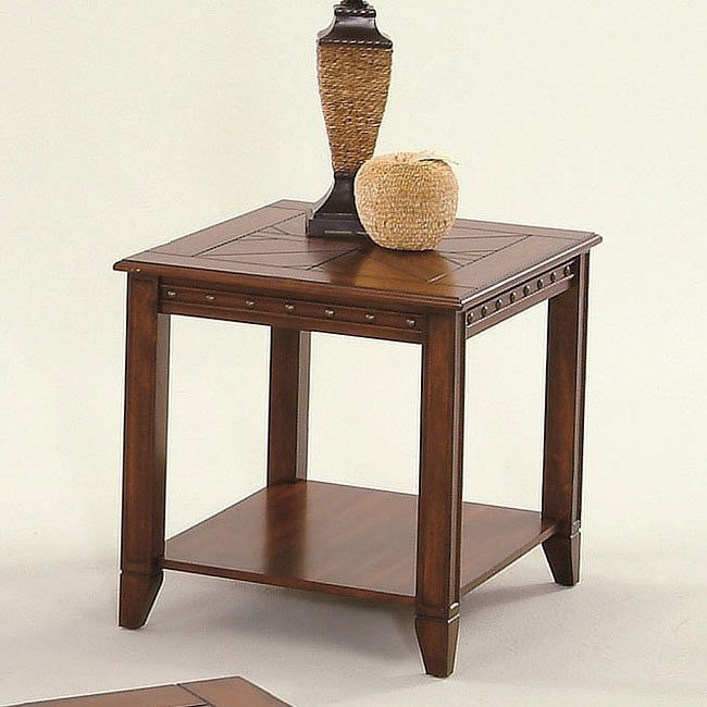 Ashley Furniture Redding Ca: Redding Ridge Rectangular End Table Progressive Furniture