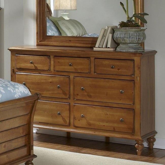 Napa Valley Dresser Antique Pine