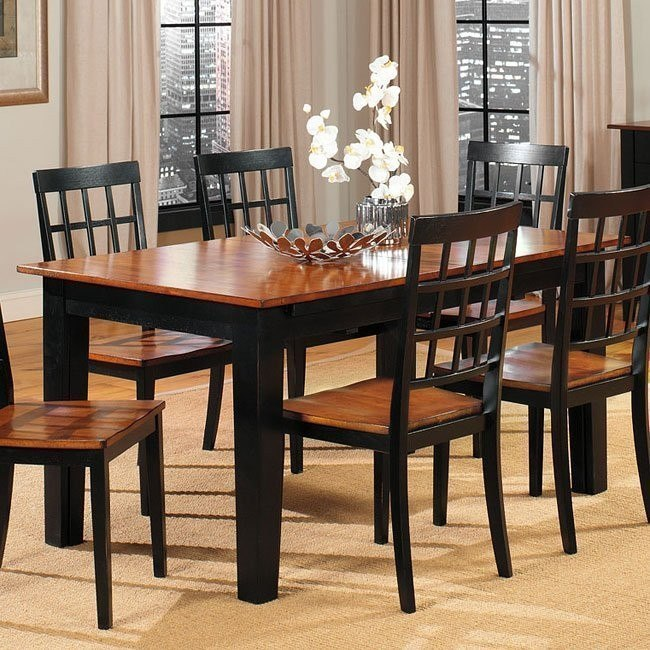 Sherwood Accordion Dining Table Progressive Furniture ...