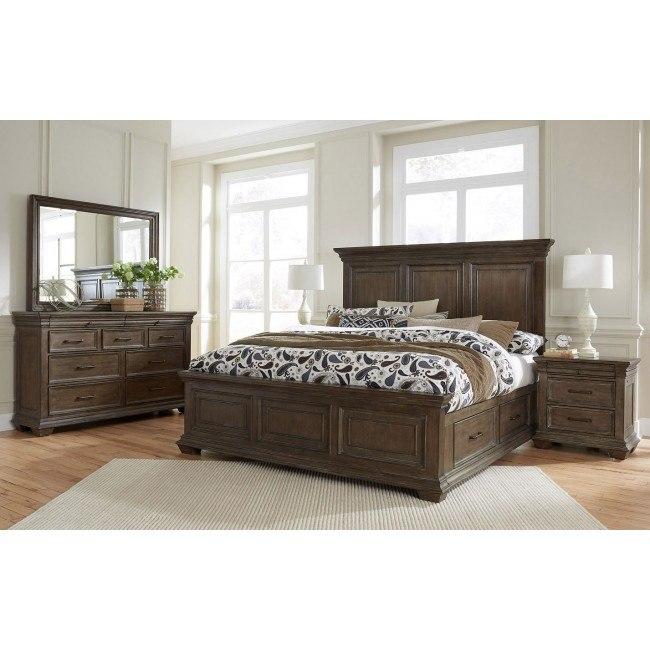 Camden Storage Bedroom Set