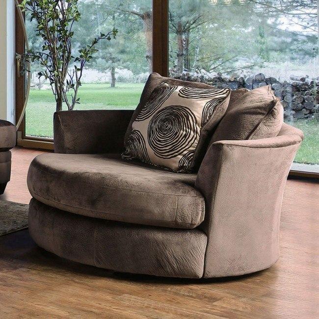 Swell Bonaventura Swivel Chair Brown Beatyapartments Chair Design Images Beatyapartmentscom
