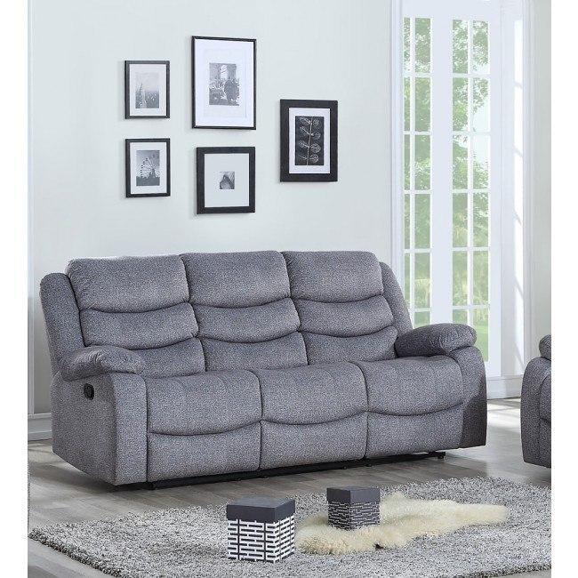 Admirable Granada Dual Power Reclining Sofa Creativecarmelina Interior Chair Design Creativecarmelinacom
