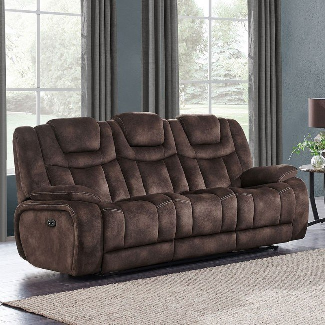 Groovy U1706 Power Reclining Sofa W Drop Down Table Ocoug Best Dining Table And Chair Ideas Images Ocougorg