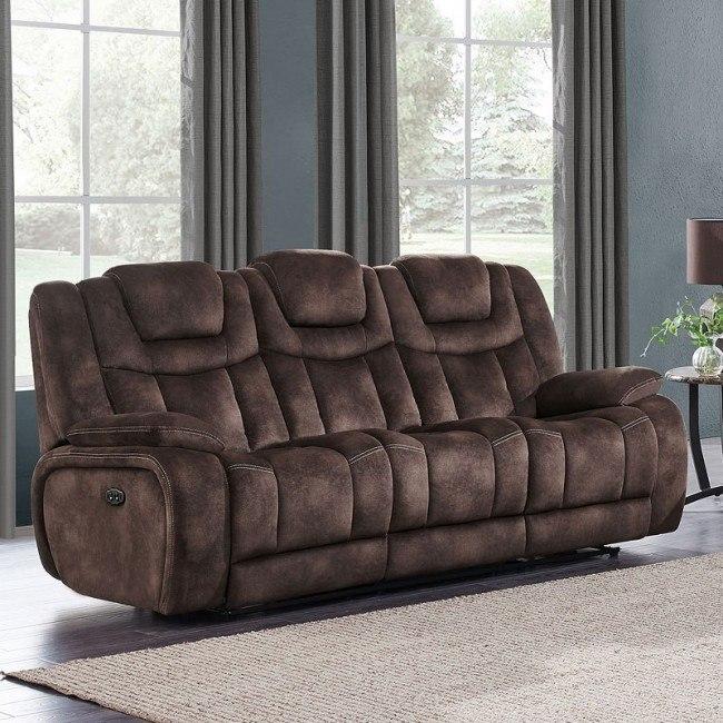 Terrific U1706 Power Reclining Sofa W Drop Down Table Frankydiablos Diy Chair Ideas Frankydiabloscom