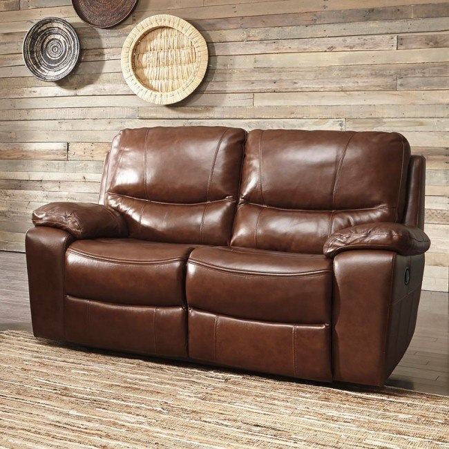 Enjoyable Penache Saddle Reclining Loveseat Gmtry Best Dining Table And Chair Ideas Images Gmtryco
