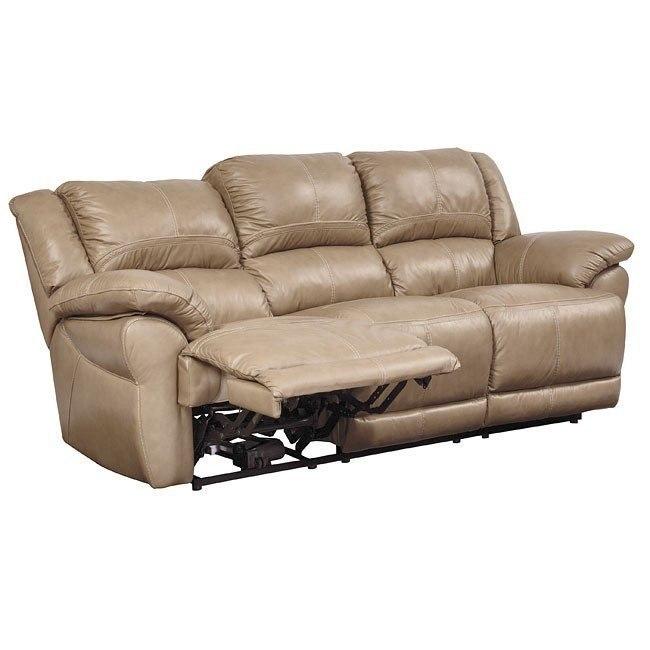 Incredible Lenoris Caramel Reclining Sofa W Power Beatyapartments Chair Design Images Beatyapartmentscom
