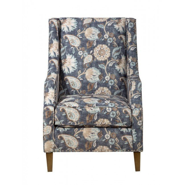 Surprising Westbrook Accent Chair Blue Ocoug Best Dining Table And Chair Ideas Images Ocougorg