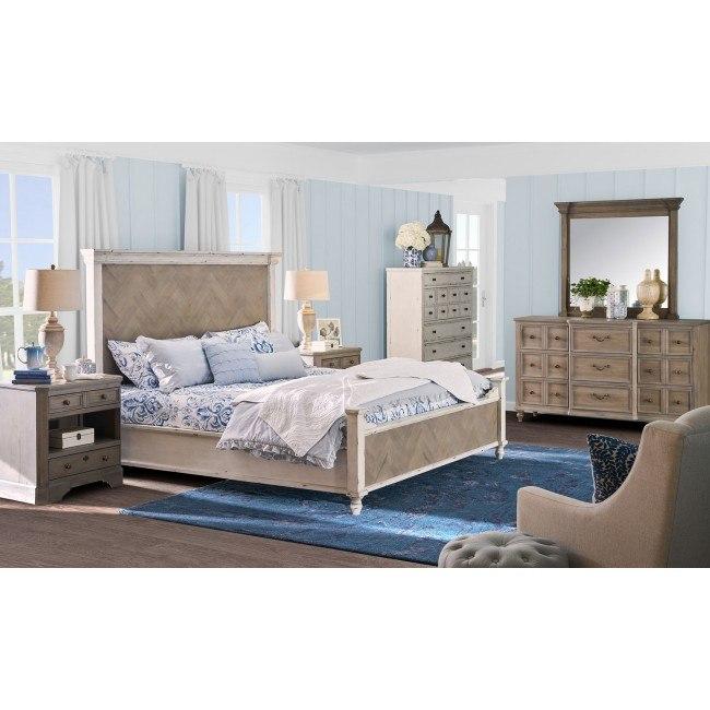 Laurel Grove Parquet Panel Bedroom Set Legends Furniture Furniture Cart