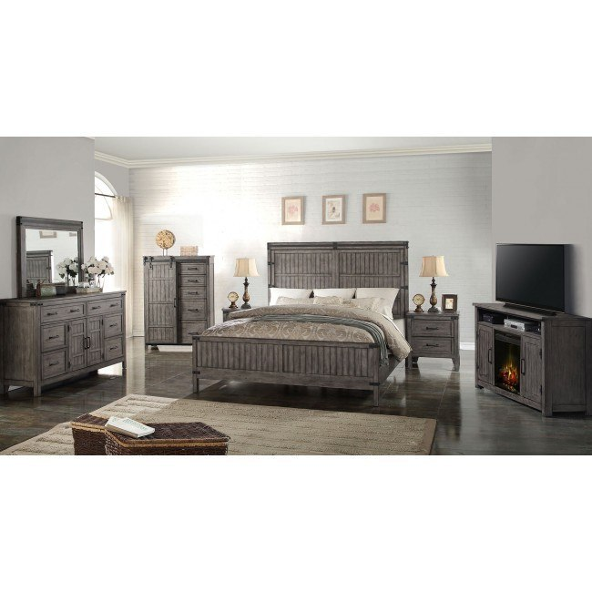 House Panel Bedroom Set