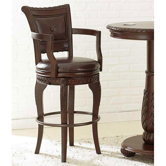 Surprising Antoinette Swivel Bar Chair Ibusinesslaw Wood Chair Design Ideas Ibusinesslaworg