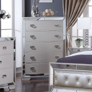 Forsyth Chest Medium Oak Vaughan Bassett Furniture Cart