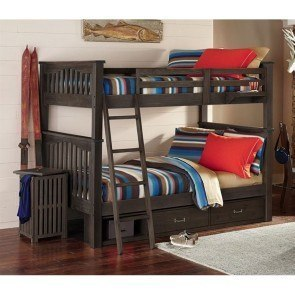 Expedition Bunk Bed With Steps Samuel Lawrence Furniture