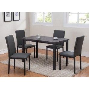 Turino Dining Room Set W Bench Powell Furniture