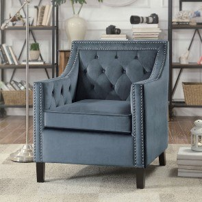 Houndstooth Patterned Accent Chair Coaster Furniture