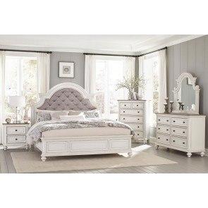 Silverglade Mansion Bedroom Set Signature Design