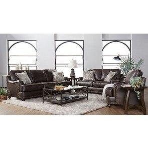 Hindell Park Putty Living Room Set Signature Design 4
