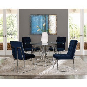 Marion I Round Dining Table Furniture Of America
