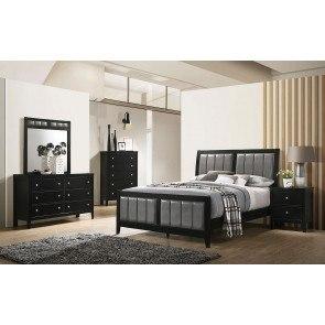 Leighton Poster Bedroom Set Millennium Furniture Cart