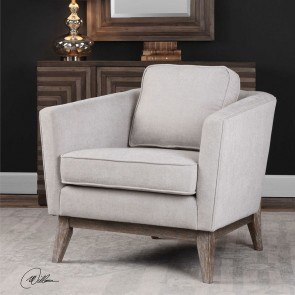Brown And White Cow Pattern Accent Chair Coaster Furniture