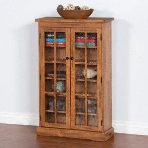Sedona CD/DVD Cabinet