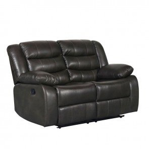 James Reclining Leather Loveseat Leather Italia 1 Reviews