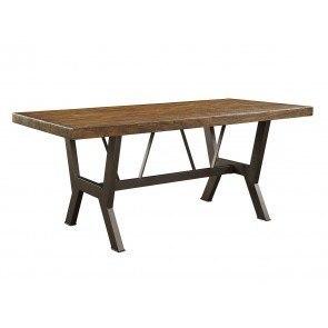 Weatherford Milford Dining Table Cornsilk Kincaid