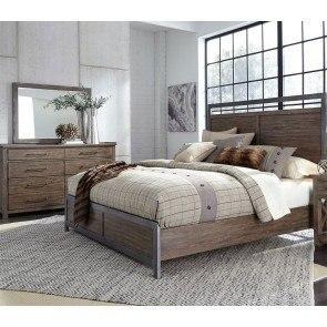 Larimer Bedroom Set W/ Panel Bed Millennium | Furniture Cart