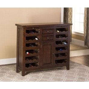 Rustic Blue Wine Cabinet Pulaski Furniture Furniture Cart