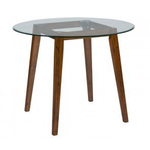 Plantation Round Counter Height Table