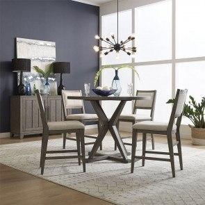 Realyn Oval Dining Room Set Signature Design Furniture Cart