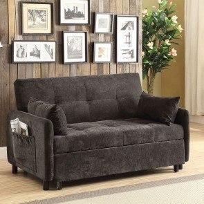 Two Tone Sofa Bed Coaster Furniture Furniture Cart