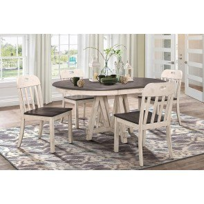 Hayden Trestle Dining Table Intercon Furniture 4 Reviews