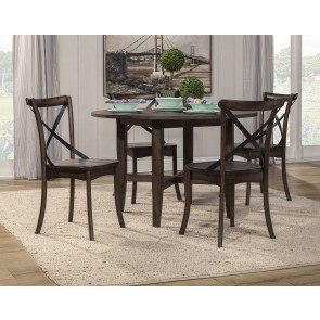 Cool Hamlyn Pedestal Dining Room Set Signature Design By Ashley Interior Design Ideas Tzicisoteloinfo
