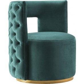 Sansimeon Cinnamon Accent Chair Benchcraft Furniture Cart