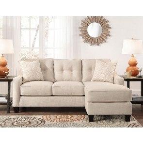 Comfy Sofa Studio Natural Klaussner Furniture Cart