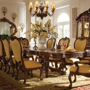 Modern Desmond Dining Table Portobello Universal