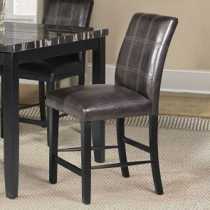 Bristol Counter Height Stool Set Of 2 Eci Furniture