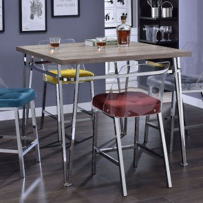 Ralene Counter Height Table Signature Design Furniture Cart