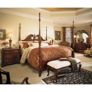 Key Town Canopy Bedroom Set Millennium 2 Reviews Furniture Cart